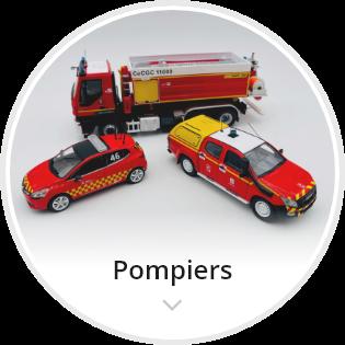 catégorie pompiers