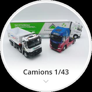 catégorie camions 1/43