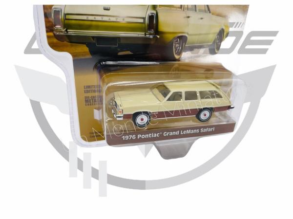 1976 Pontiac Grand LeMans Safari