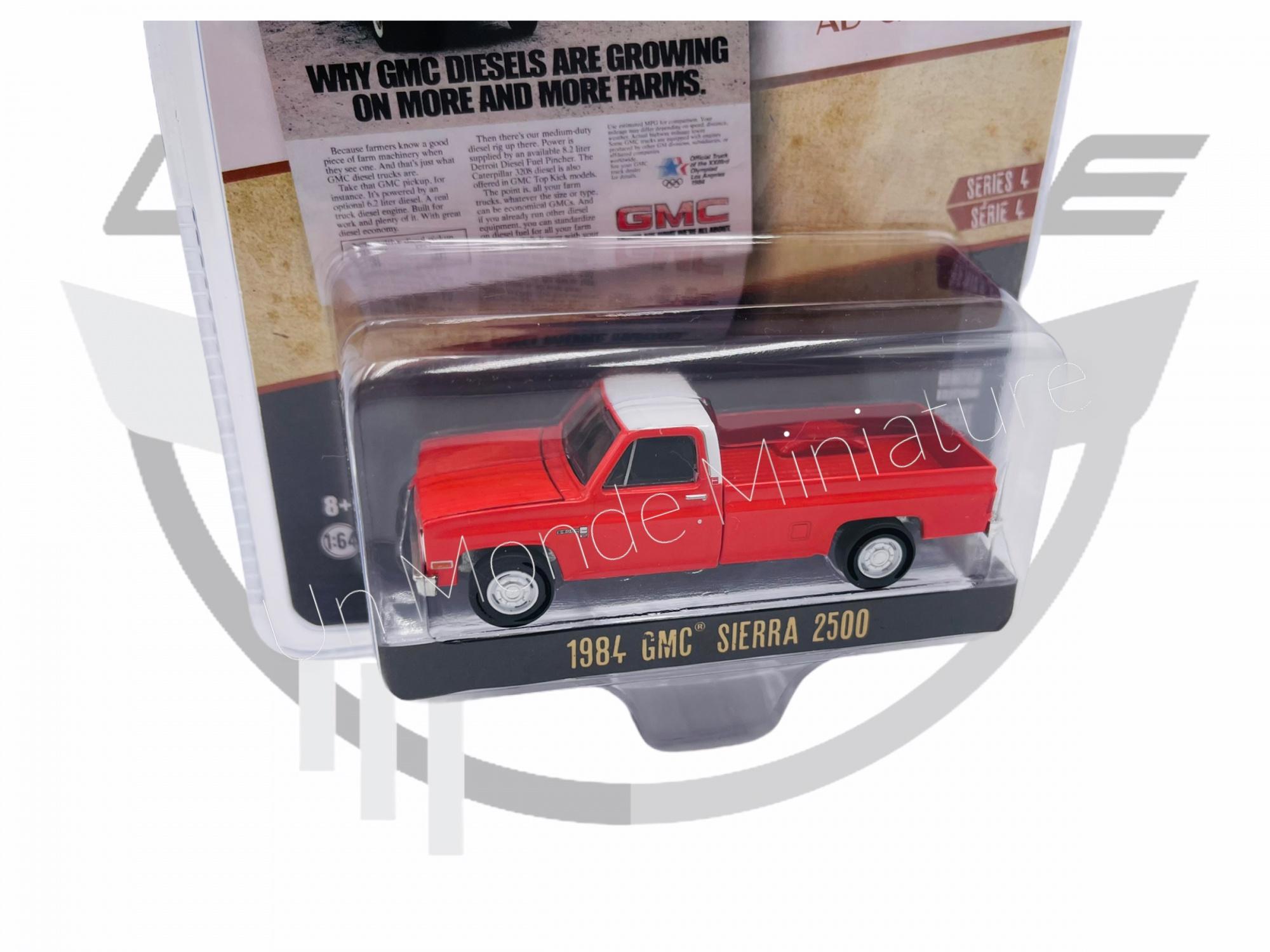 1984 GMC Sierra 2500