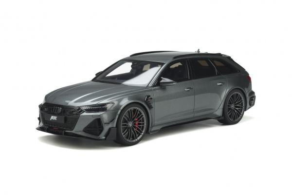 Abt RS6-R (C8) Daytona Grey 2020