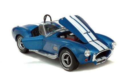 AC Cobra 427 MK II Métallic Blue 1965