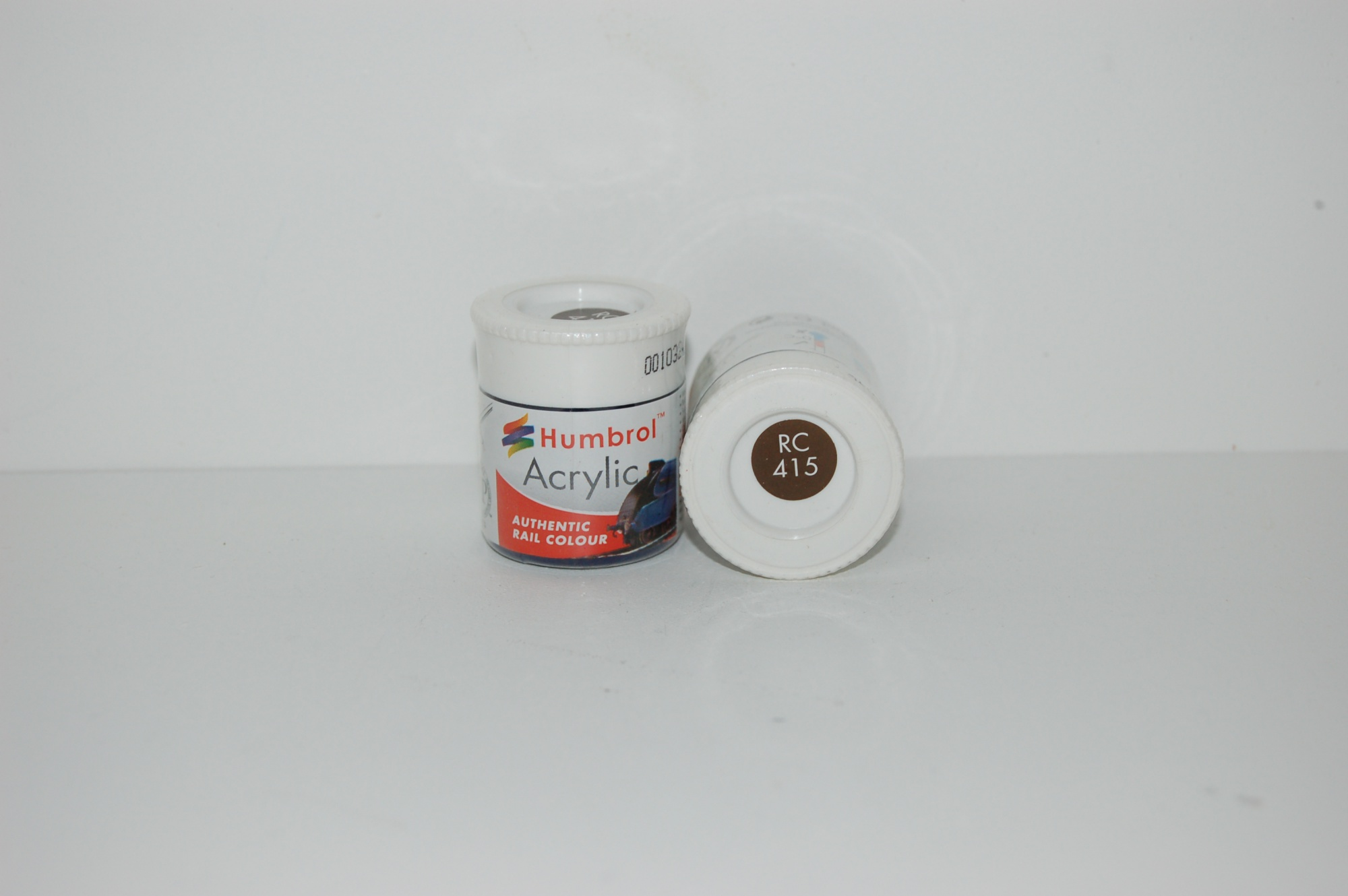 Acrylique Brun Pullman Peinture Ferroviaire Acrylique