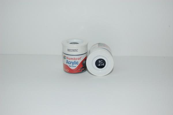 Acrylique Gris Foncé Peinture Ferroviaire Acrylique