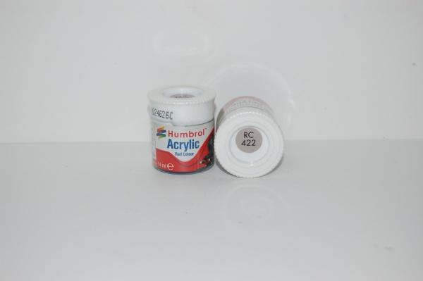 Acrylique Gris Intercity Peinture Ferroviaire Acrylique