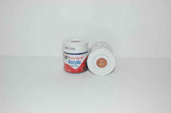 Acrylique Rouille Peinture Ferroviaire Acrylique