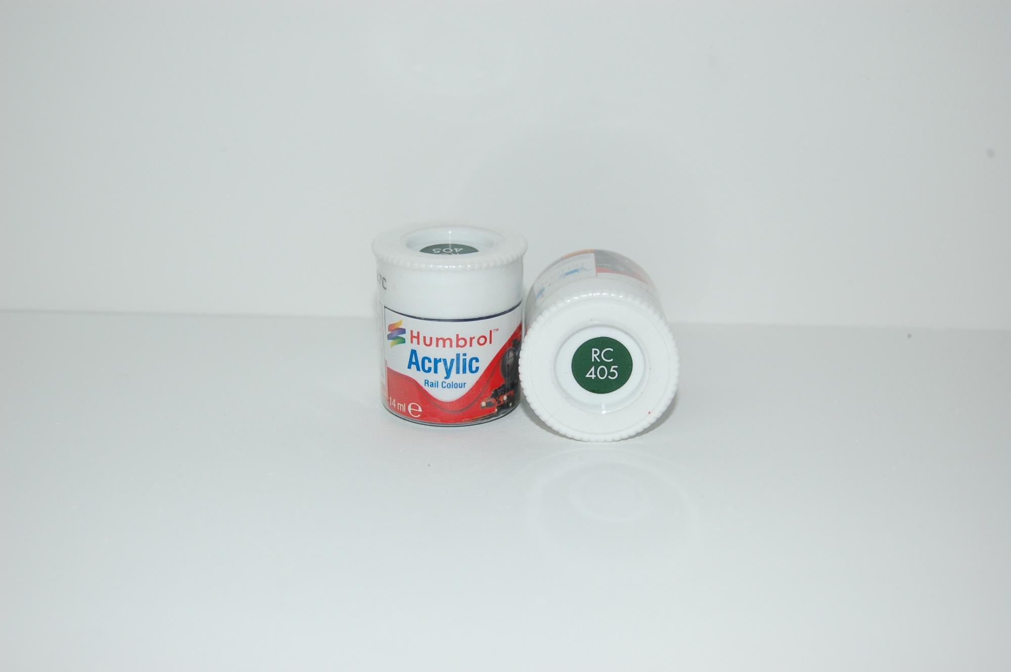 Acrylique Vert GWR/BR Peinture Ferroviaire Acrylique