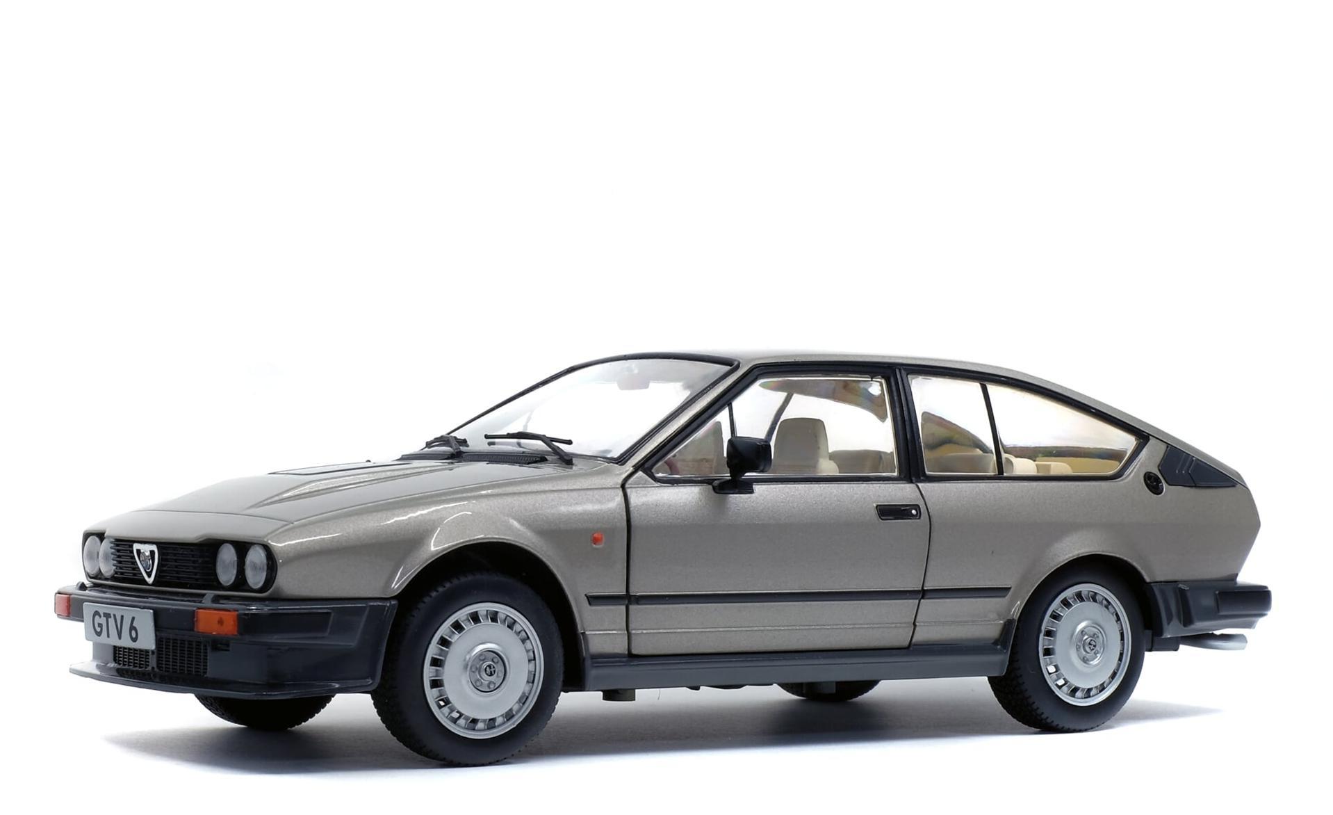 Alfa Romeo GTV6 1984 Argent