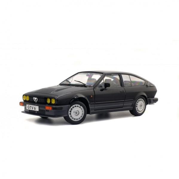 Alfa Roméo GTV6 Noire 1984