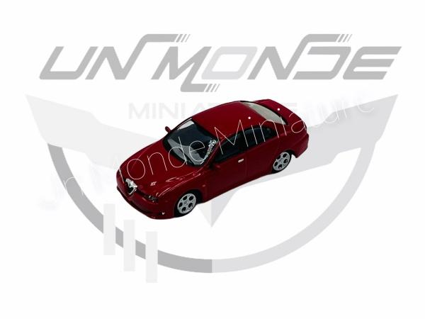 Alpha Roméo 156 GTA Red
