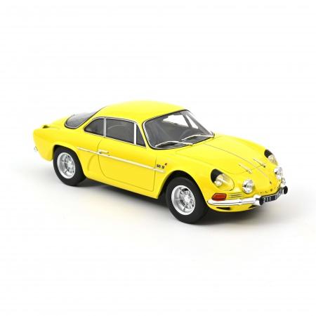 Alpine A110 1600S 1971 Yellow