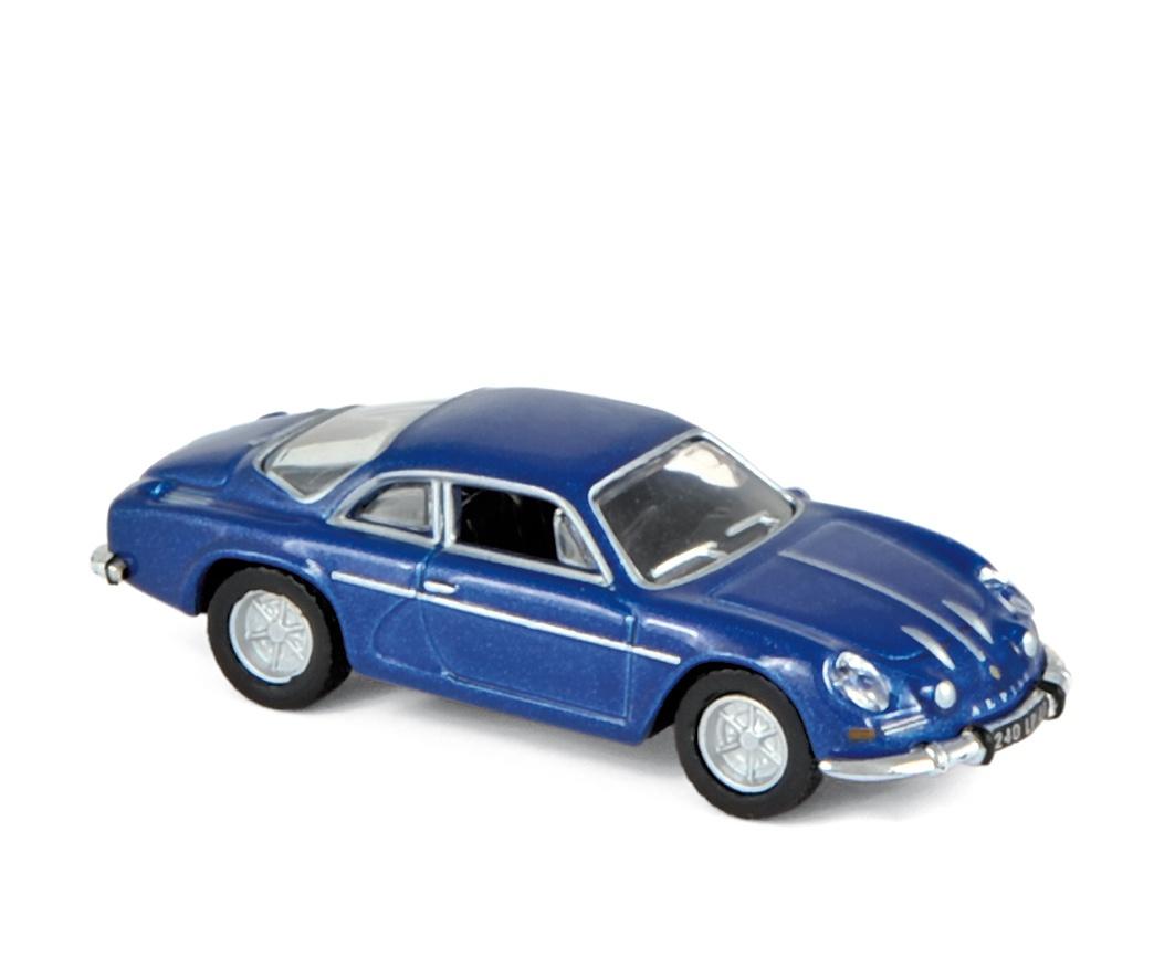 Alpine A110 1973 Blue metallic