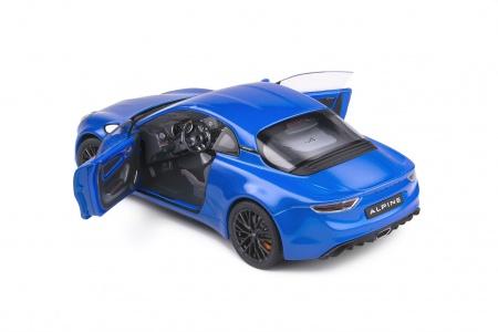 Alpine A110 Bleu Alpine 2019