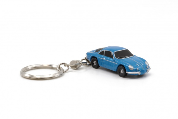 Alpine A110 Blue Key Chain