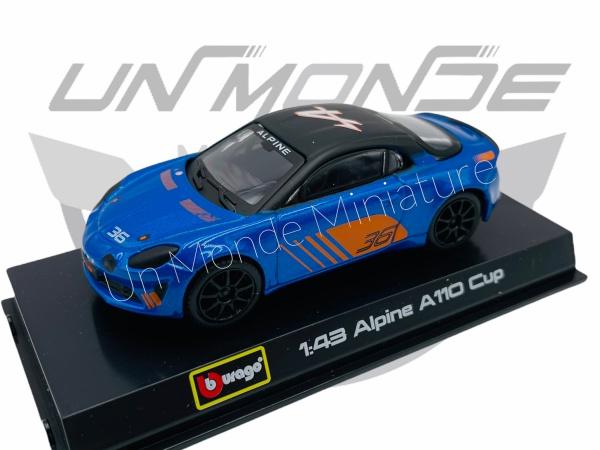 Alpine A110 Cup #36
