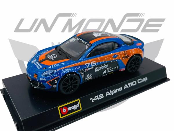Alpine A110 Cup #76