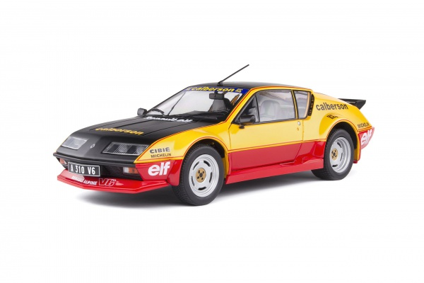 Alpine A310 PACK GT CALBERSON EVOCATION 1983