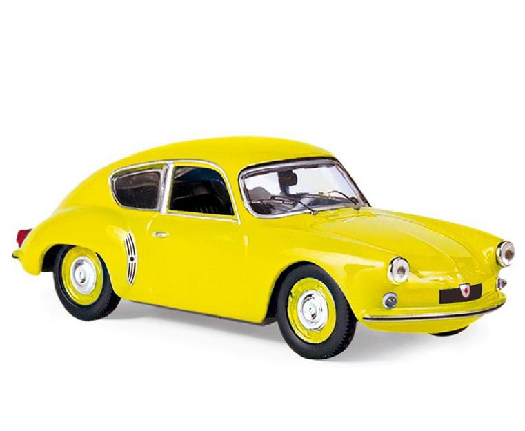 Alpine Renault A106 1956 Yellow