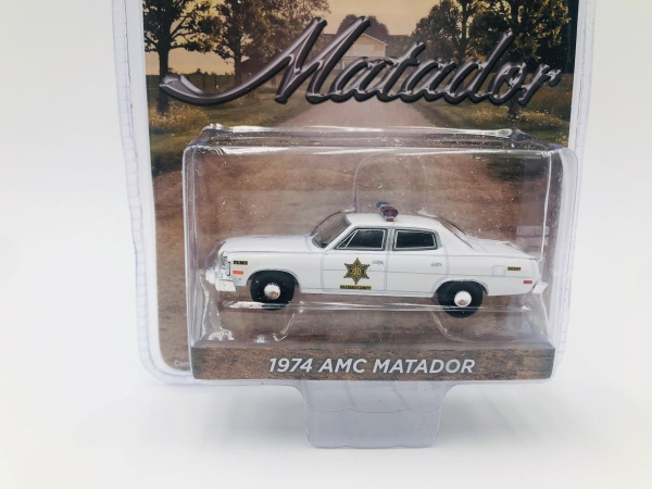 AMC Matador 1974 Hazzard County Sheriff
