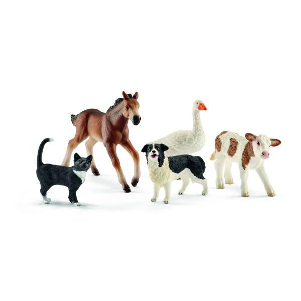 Assortiment d\'animaux