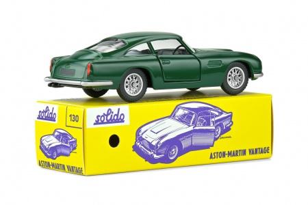 Aston Martin DB5 British Racing Green