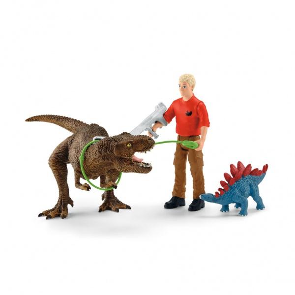 Attaque Tyrannosaure REX