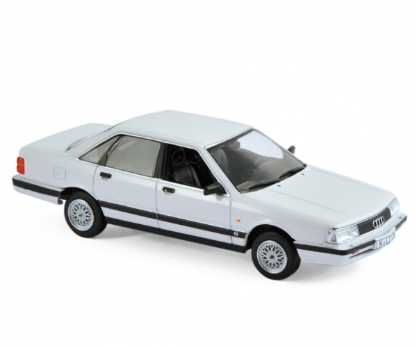 Audi 200 quattro 1989 White