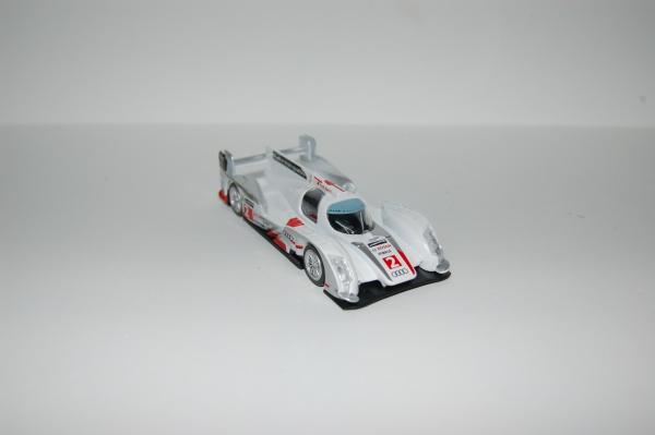 Audi R18 Numéro 2 Jet Car