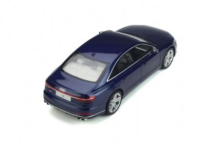 Audi S8 Navarra Blue