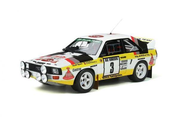 Audi Sport quattro Rallye Gr.B Monte Carlo 1985