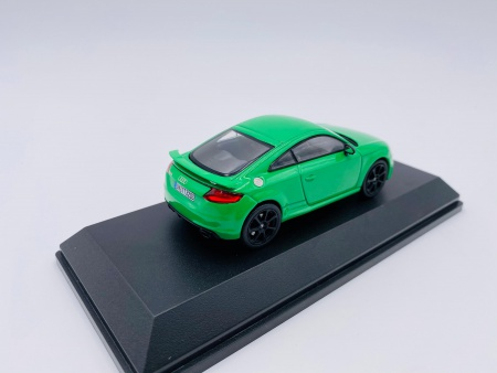 Audi TT RS Coupé Green