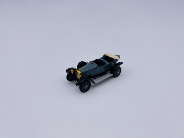 Audi Vainqueur des Alpes Gris RHD