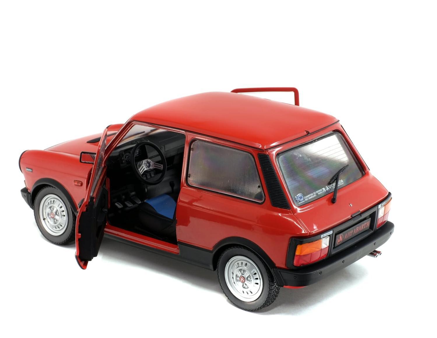 Autobianchi A112 MK Abarth Rallye