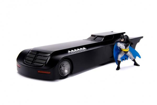 Batmobile - Animated Serie Batmobile