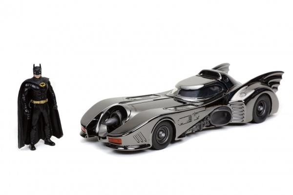 Batmobile 1989 With Figure