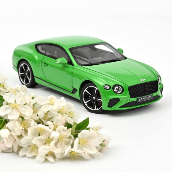 Bentley Continental GT 2018 Apple