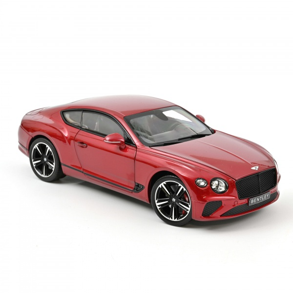 Bentley Continental GT 2018 Candy Red