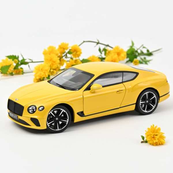 Bentley Continental GT 2018 Monaco