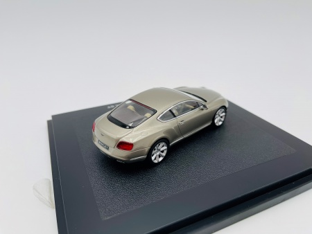 Bentley Continental GT de 2011 Liquid Mercury Beige