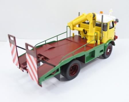 Berliet GLB 18 4x4 Depanneur