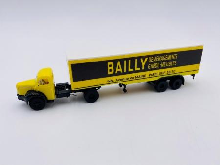 Berliet TRL 8 Transport Bailly