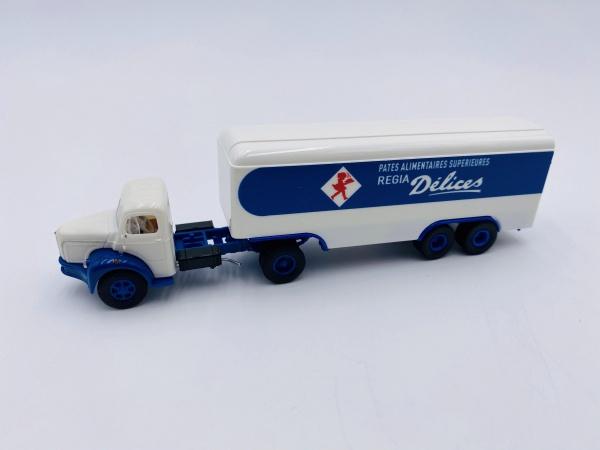 Berliet TRL8 de 1963 DELICES