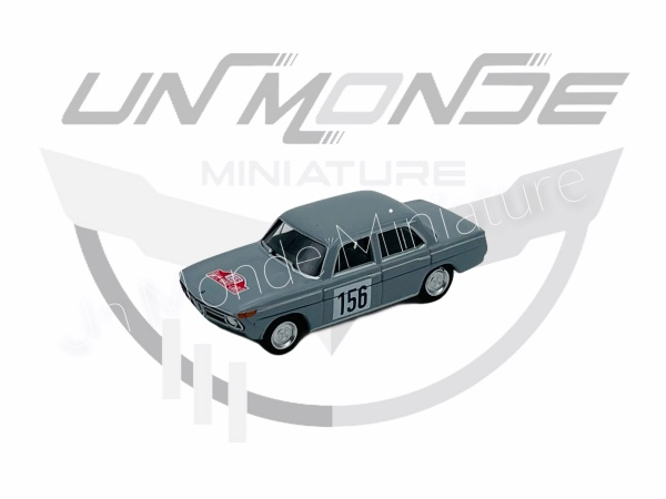 BMW 1800Tii Rallye Monte Carlo