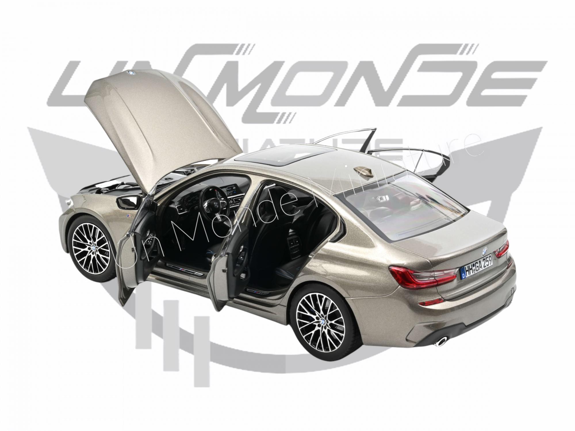 BMW 330i 2019 Silver