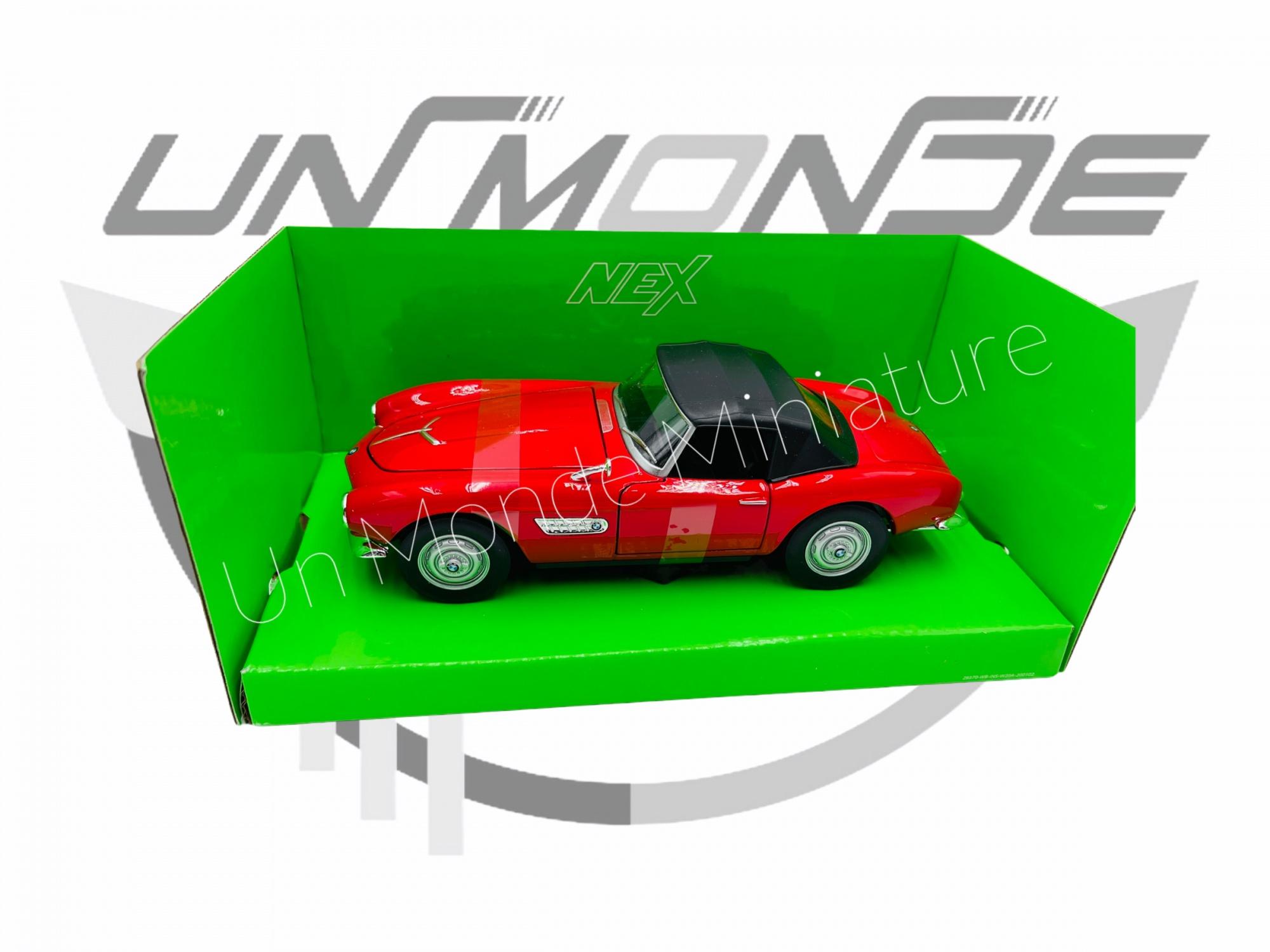 BMW 507 Red Toit Ferme