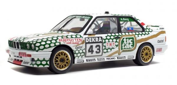 BMW E30 DTM #43 BERG 1991