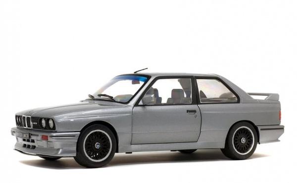BMW E30 M3 Sterling Silver Metallic