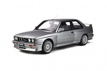 BMW M3 E30 Salmon Silver
