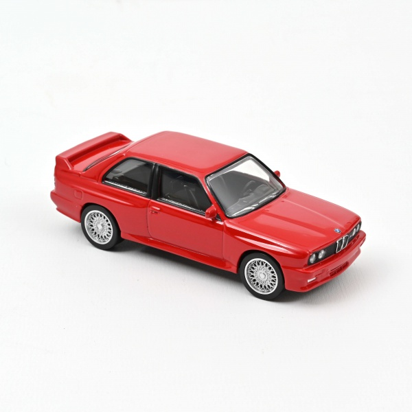 BMW M3 Red Jet Car