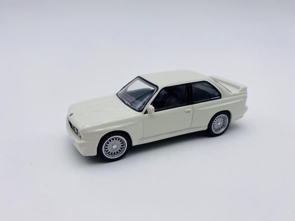 BMW M3 White Jet Car